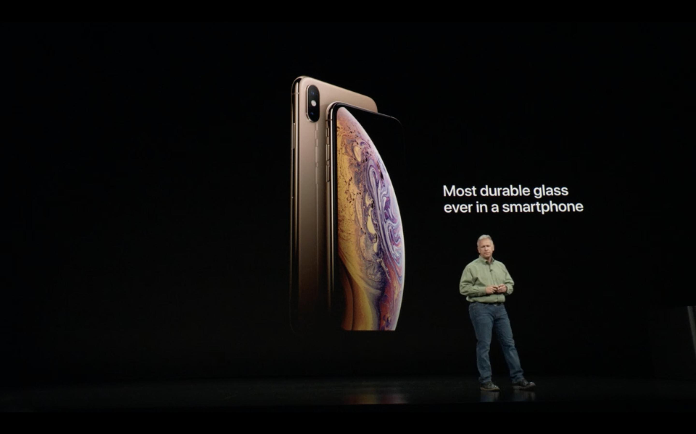 Sforum - Trang thông tin công nghệ mới nhất Ảnh-chụp-Màn-hình-2018-09-13-lúc-00.39.47 Apple giới thiệu iPhone XS và iPhone XS Max: Hỗ trợ 2 SIM, chip A12 Bionic, chống nước IP68, bộ nhớ 512GB, màu vàng mới, giá từ 999 USD