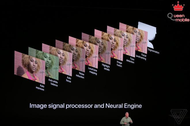 Sforum - Trang thông tin công nghệ mới nhất apple-iphone-2018-event-theverge-dbohn1203-15367778971351452542971 Apple giới thiệu iPhone XS và iPhone XS Max: Hỗ trợ 2 SIM, chip A12 Bionic, chống nước IP68, bộ nhớ 512GB, màu vàng mới, giá từ 999 USD