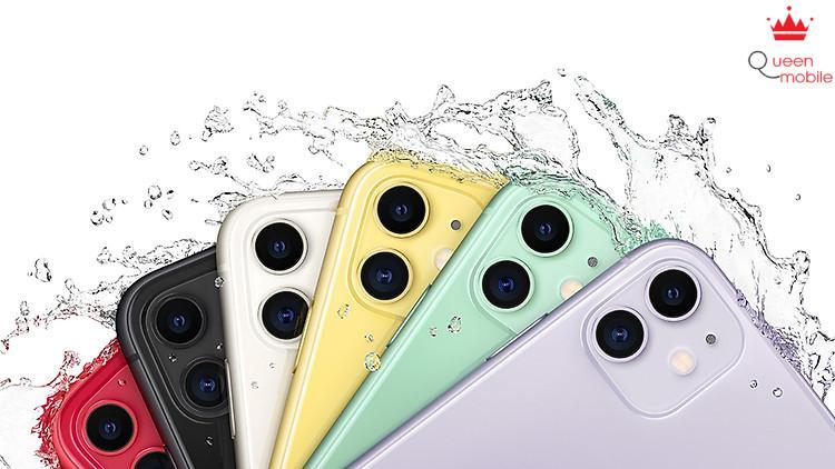 iPhone 11 chống nước