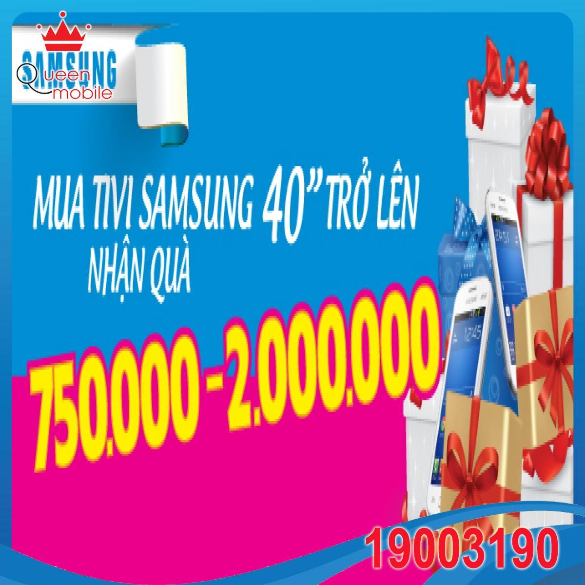 Mua tivi Samsung 40