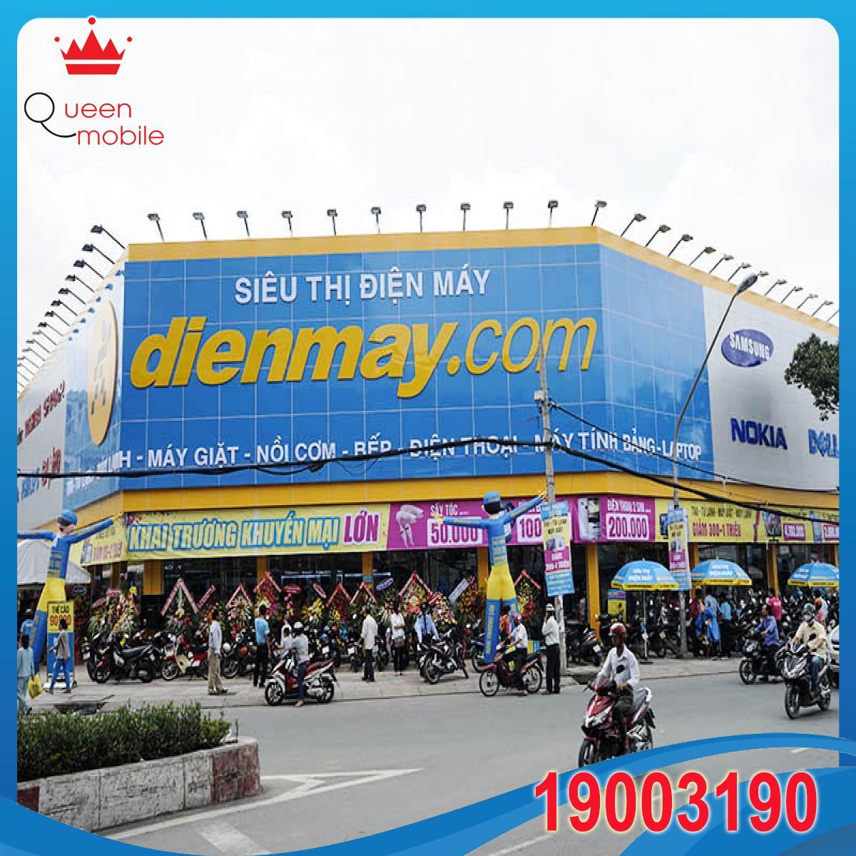 Ưu đãi lớn khai trương siêu thị Huỳnh Tấn Phát