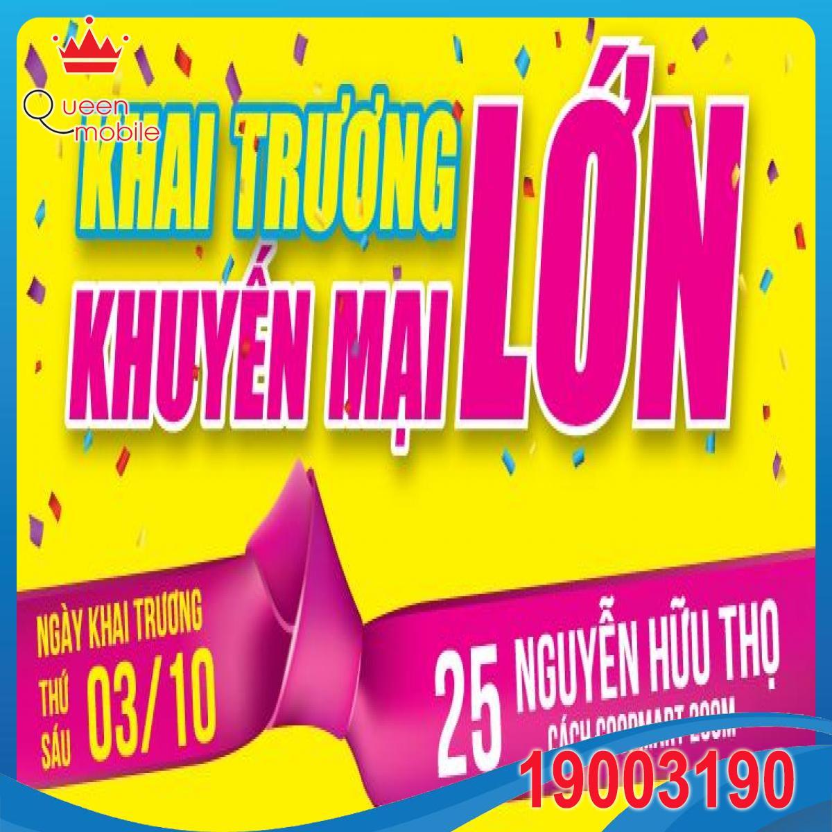 Ưu đãi lớn khai trương siêu thị Nguyễn Hữu Thọ, Bà Rịa - Vũng Tàu