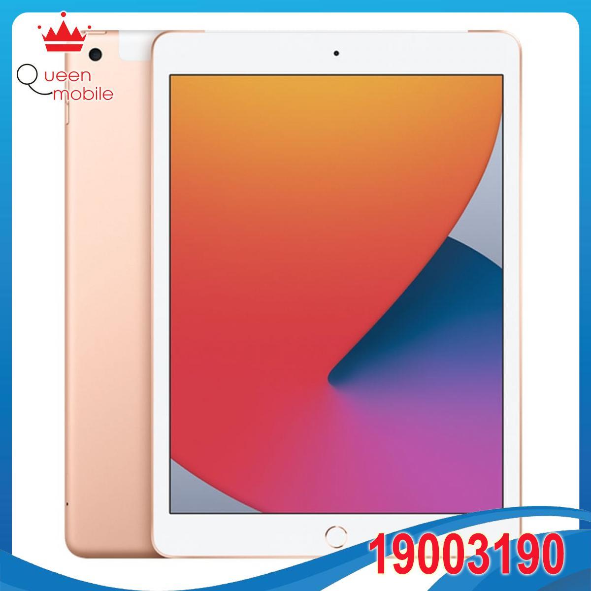 Máy tính bảng iPad Gen 8 32GB WiFi + 4G Gold MYMK2 | Máy tính bảng