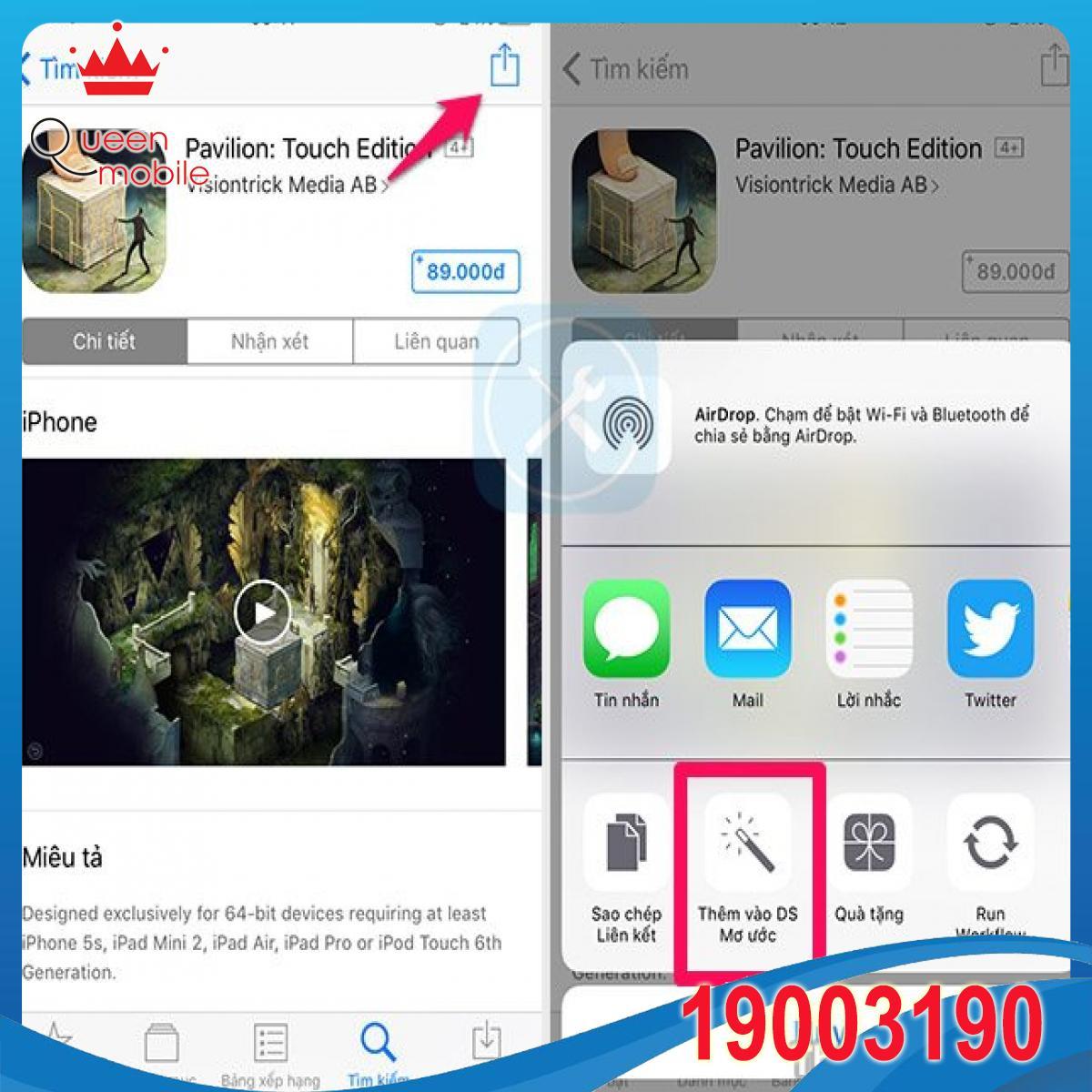 Cách sử dụng 'Danh sách mơ ước' để theo dõi các ứng dụng và game trên iOS
