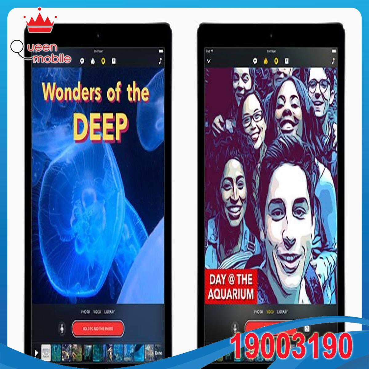 """Apple giới thiệu ứng dụng """"Clips"""": sự kết hợp giữa video, ảnh, nhạc và hiệu ứng,…"""