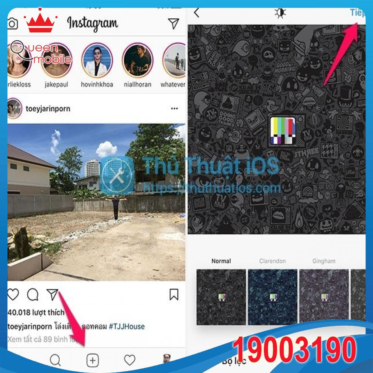Cách tắt bình luận của bài đăng trên Instagram
