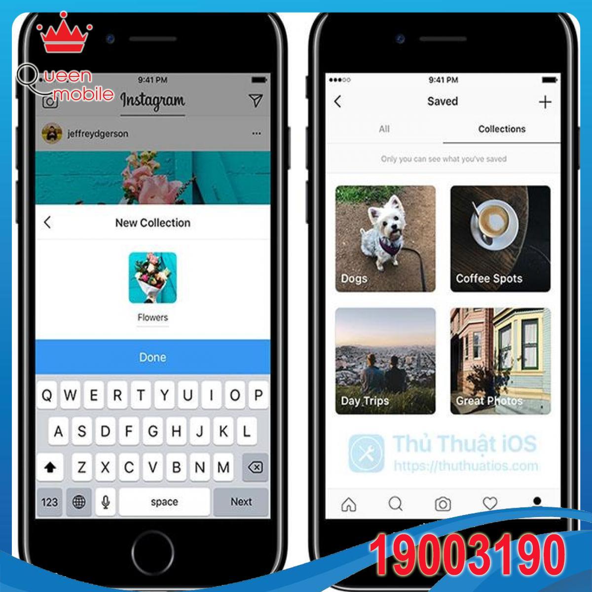 Instagram nâng cấp tính năng lưu bài viết, giúp bạn kiểm soát chúng tốt hơn