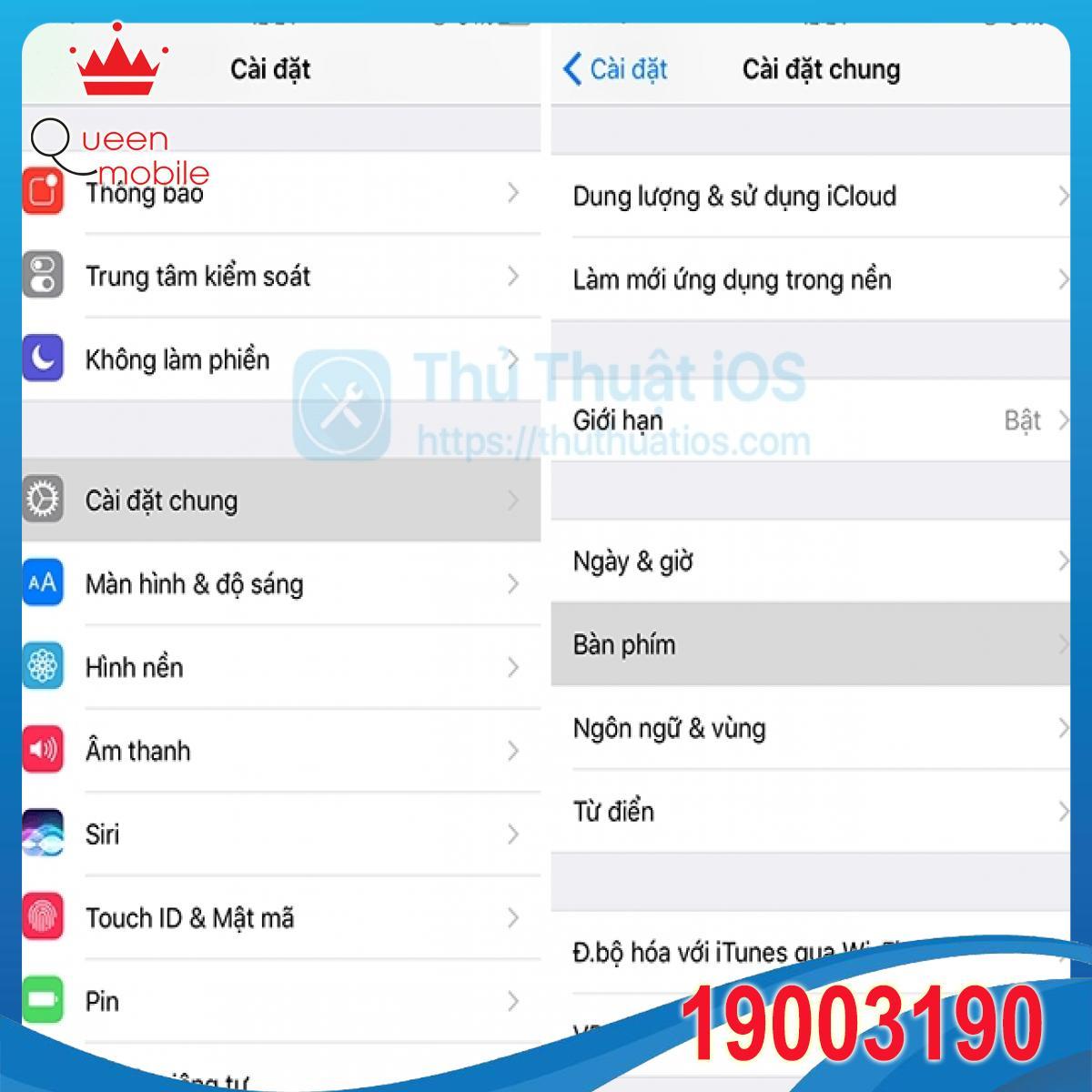 Hướng dẫn thiết lập ứng dụng bàn phím Gboard của Google trên iPhone và iPad