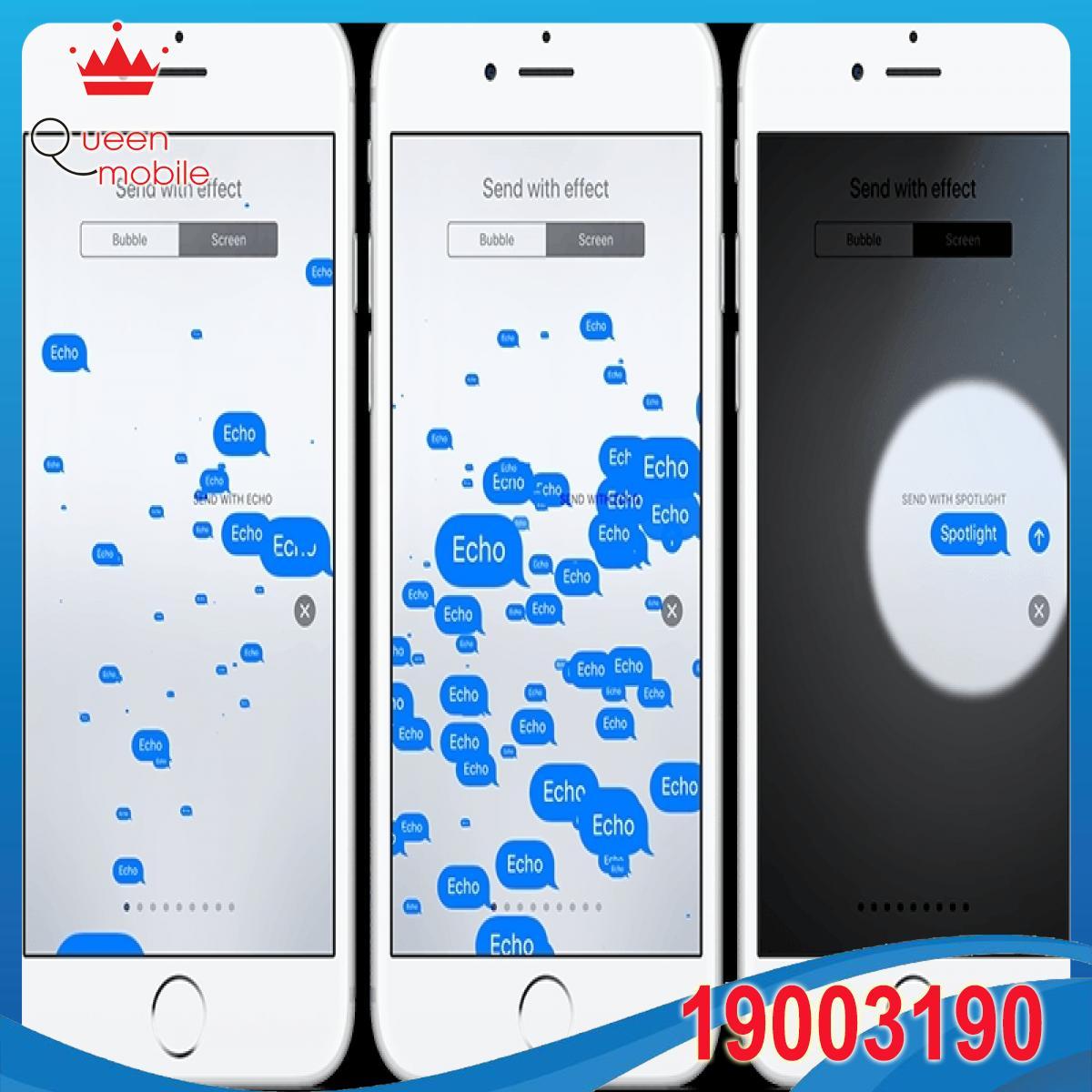 Top 10 tính năng mới trong iMessage của iOS 11