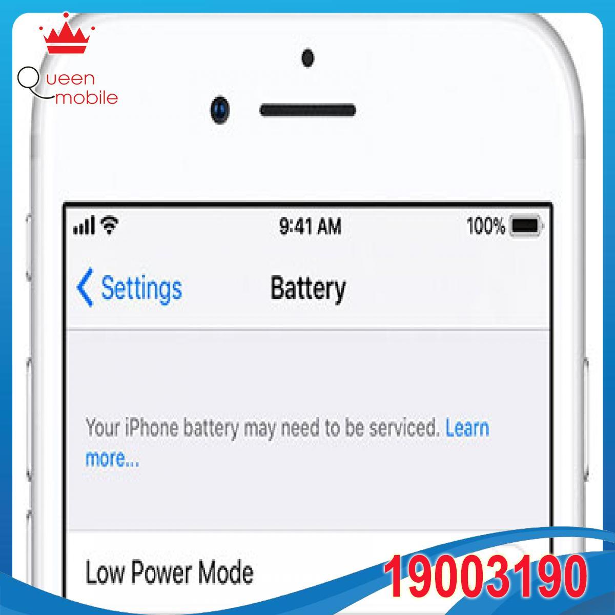 4 cách để kiểm tra tình trạng pin của iPhone