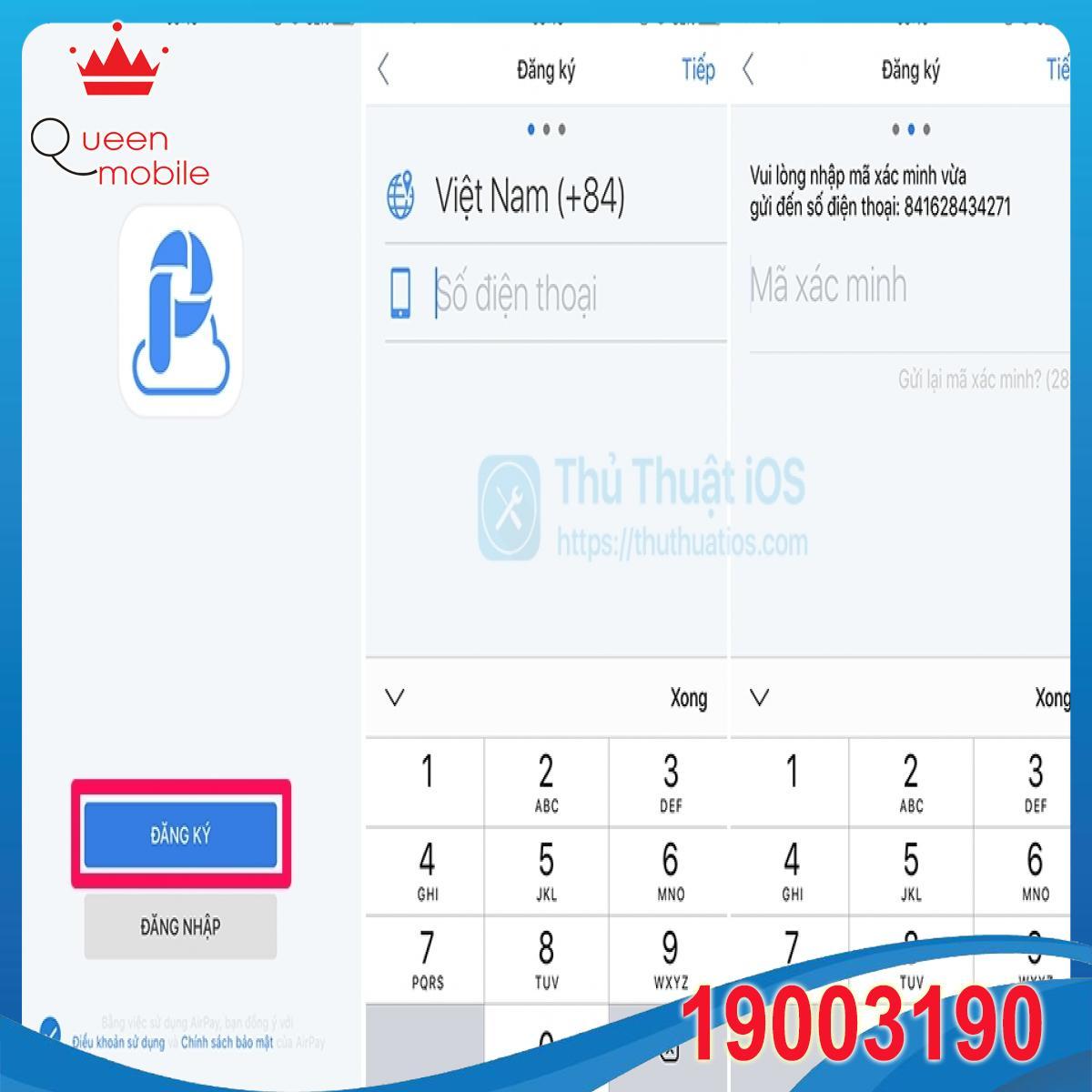 Hướng dẫn tạo thẻ MasterCard online thông qua ví điện tử AirPay