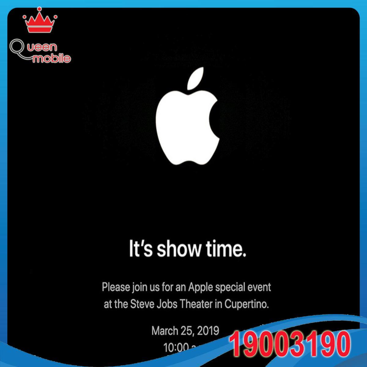 Apple gửi thư mời cho một sự kiện vào ngày 25/3, sẽ có dịch vụ mới