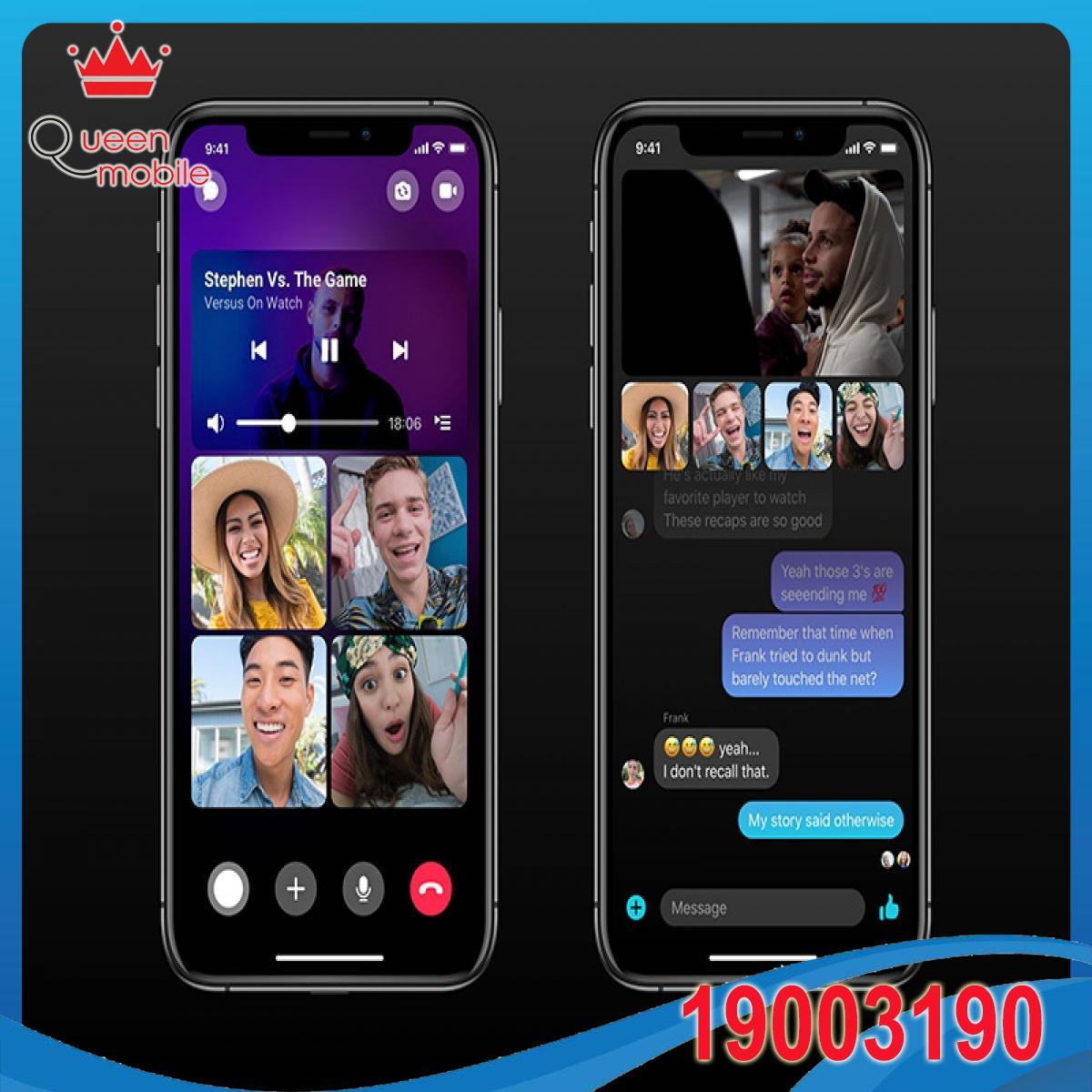 Tin tức về Messenger: ứng dụng cho iOS sẽ nhẹ dưới 30MB, xem video cùng nhau, có app cho máy tính,…