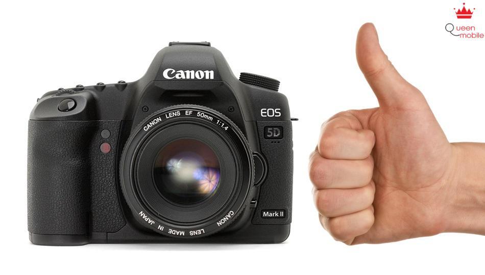 Sở hữu Canon 5D Mark III với bộ quà tặng 5,570,000 VNĐ
