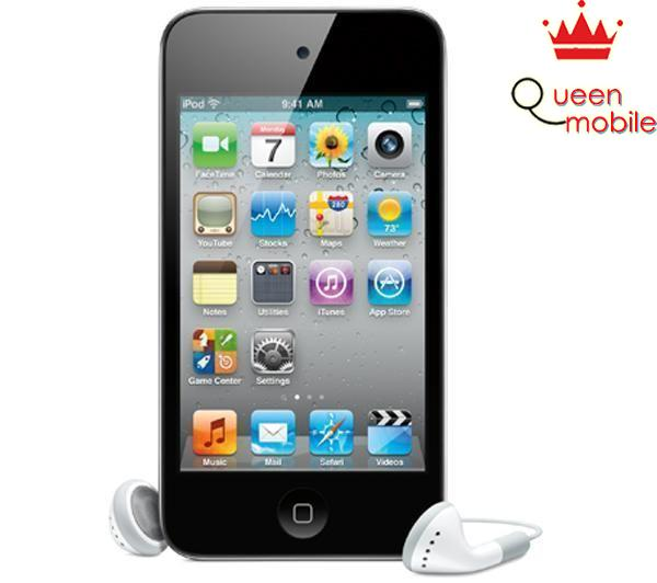 Khuyến mãi tháng 6 - Khi iPod Touch kết hợp Loa di động