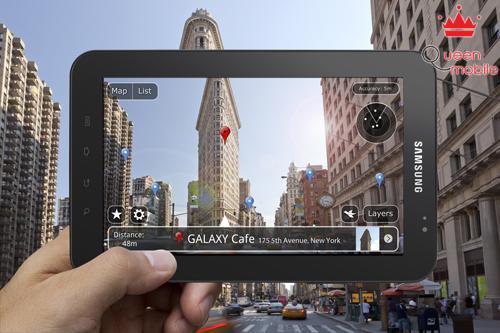 Khi mới ra mắt, Galaxy Tab đón nhận không ít sự quan tâm của người dùng.