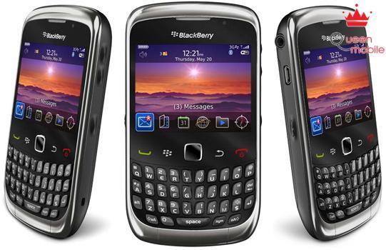 Đón nắng hè cùng BlackBerry Curve 9300