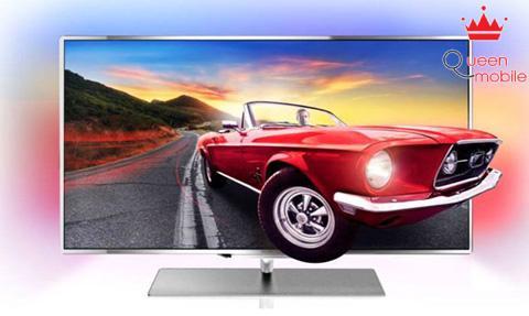 TV 3D Philips quét hình siêu nhanh 1.200Hz