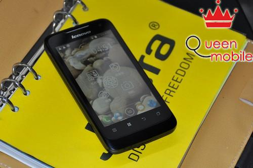 Lenovo P700 điện thoại pin khủng dành cho doanh nhân