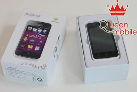Đập hộp Mobiistar Touch S02 smartphone giá rẻ