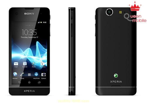 NTT docomo công bố Sony Xperia SX cấu hình khủng