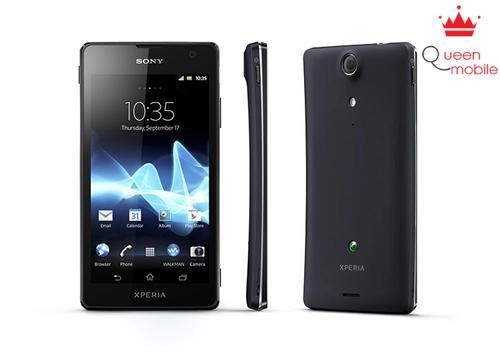 Điện thoại Sony Xperia GX chụp ảnh 13 megapixel ra mắt