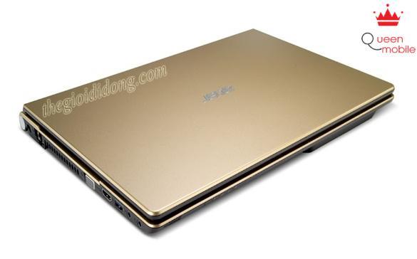 Acer Aspire V3 thời trang và mạnh mẽ