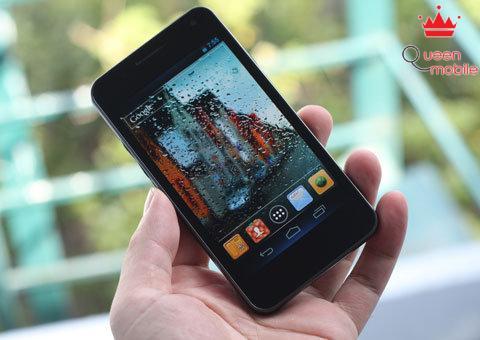 Hình ảnh điện thoại hai sim Gionee Infinity