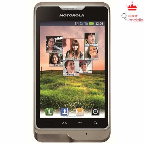 Motorola giới thiệu XT390 chạy Android hỗ trợ 2 SIM