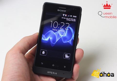Mẫu smartphone mới của Sony có kiểu dáng khá tương đồng với model Xperia Sola về Việt Nam khá lâu trước đó.