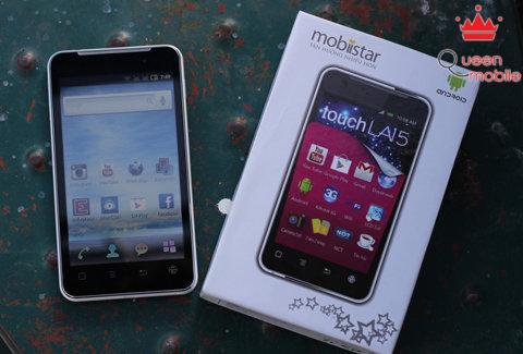 Đập hộp Mobiistar Touch Lai 5.0 smartphone màn hình 5 inch