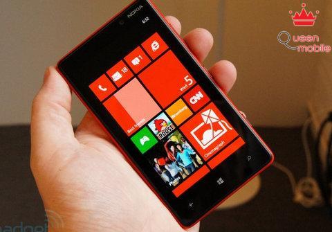 Hình ảnh thực tế của Nokia Lumia 820