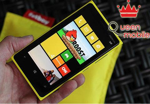 Hình ảnh thực tế Nokia Lumia 920 cao cấp màn hình HD, chip lõi kép
