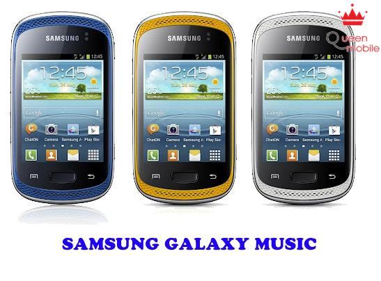 Samsung cho ra mắt 2 sản phẩm mới tầm trung là Samsung Galaxy Music và Galaxy Music Duos