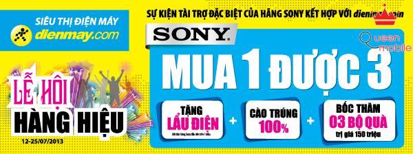 Lễ Hội Hàng Hiệu Sony