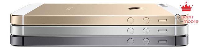"""IPhone 5S  đẹp và """"lợi hại"""" hơn iPhone 5"""
