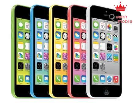 IPhone 5C mẫu điện thoại giá rẻ của Apple