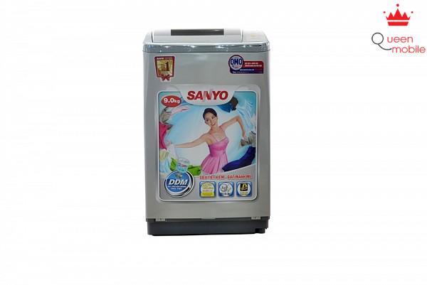 Máy Giặt Sanyo ASW-D900ZT 9 kg Lồng nghiêng