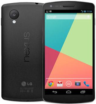Smartphone Google Nexus 5