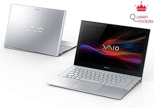 Những laptop Vaio kiểu dáng sành điệu cho phái đẹp