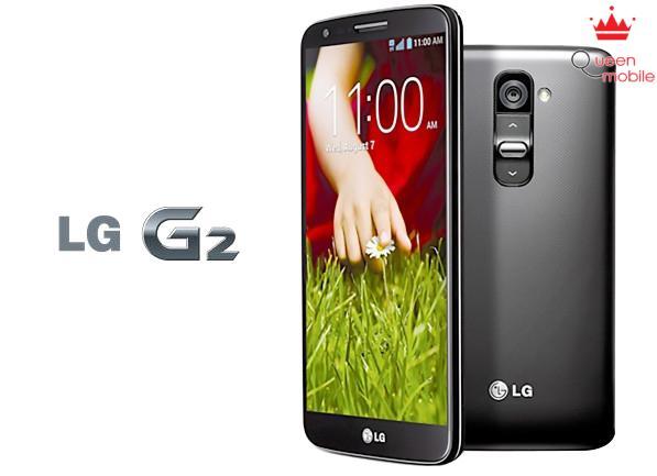 Điện thoại LG G2