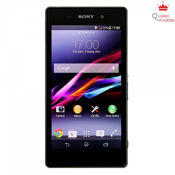 Những điện thoại Sony Xperia Z cấu hình khủng