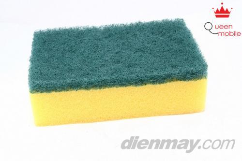 Rửa nắp nồi áp suất, nồi và miếng gioăng bằng xà bông rửa chén nhẹ và một miếng bọt biển mềm