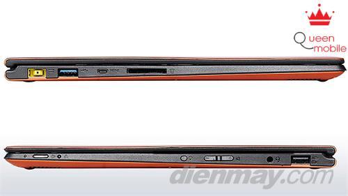 Lenovo Yoga 2 Pro có kích thước vô cùng mỏng