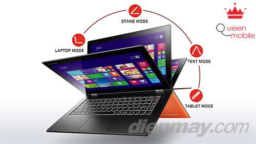 Lenovo Yoga 2 Pro- 10 điều không thể bỏ qua.