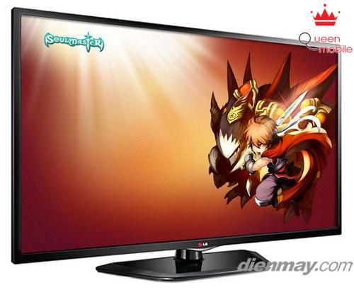 Tivi được trang bị công nghệ mới nhất từ LG