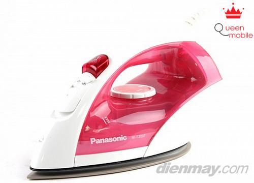 Bàn ủi hơi nước Panasonic NI-E200TRRA