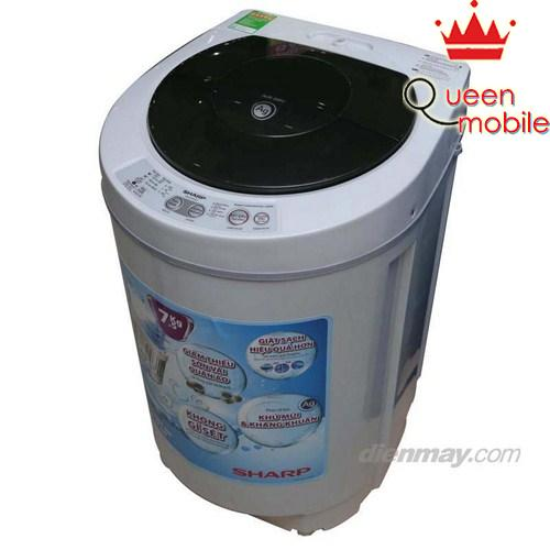 Máy giặt Sharp ES-Q750EV