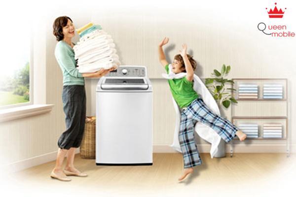 Lựa chọn mua máy giặt tốt cho gia đình
