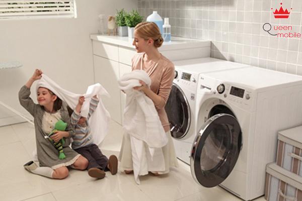 Loại máy giặt lồng ngang